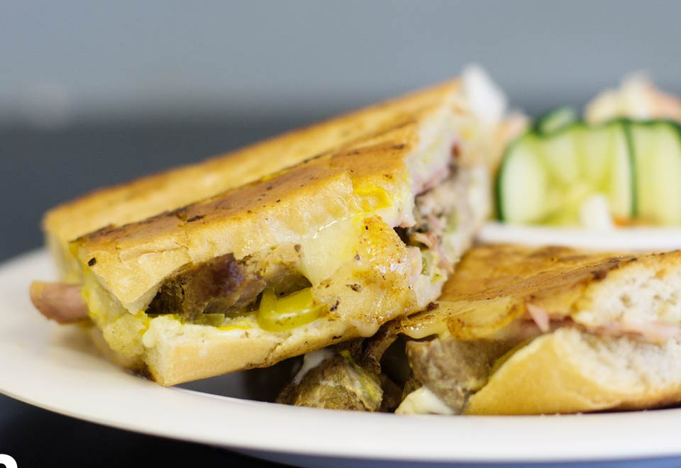 Lunch Cuban Sandwich